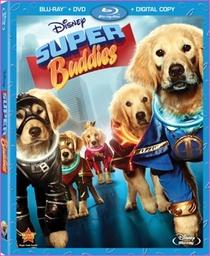 Super Buddies - Poster / Capa / Cartaz - Oficial 1