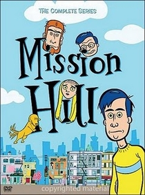 Mission Hill - Poster / Capa / Cartaz - Oficial 1