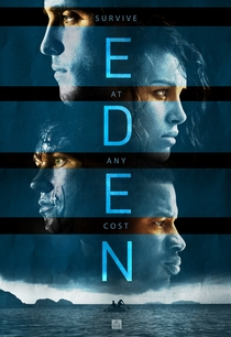 Eden: Lutar ou Morrer - Poster / Capa / Cartaz - Oficial 1