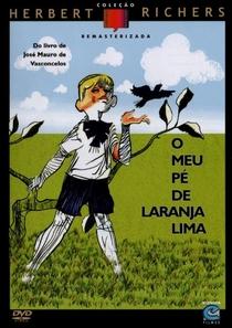 O Meu Pé de Laranja Lima - Poster / Capa / Cartaz - Oficial 4