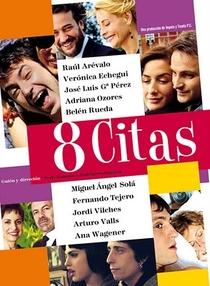 8 citas - Poster / Capa / Cartaz - Oficial 1