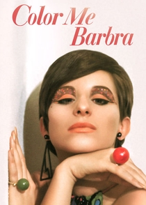 Color Me Barbra - Poster / Capa / Cartaz - Oficial 1