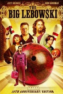 O Grande Lebowski - Poster / Capa / Cartaz - Oficial 1