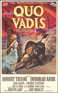 Quo Vadis? - Poster / Capa / Cartaz - Oficial 6