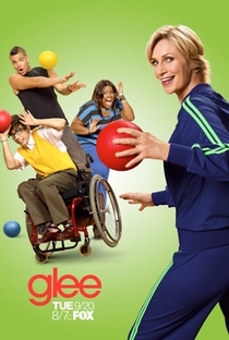 Glee (3ª Temporada) - Poster / Capa / Cartaz - Oficial 4