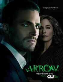 Arrow (1ª Temporada) - Poster / Capa / Cartaz - Oficial 14