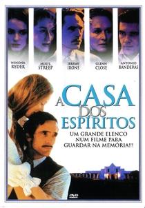 A Casa dos Espíritos - Poster / Capa / Cartaz - Oficial 4