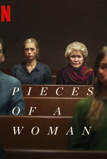 Pieces of a Woman - Poster / Capa / Cartaz - Oficial 4