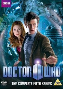 Doctor Who (5ª Temporada) - Poster / Capa / Cartaz - Oficial 2