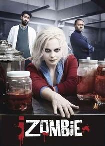 iZombie (1ª Temporada) - Poster / Capa / Cartaz - Oficial 3