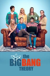 Big Bang: A Teoria (12ª Temporada) - Poster / Capa / Cartaz - Oficial 1