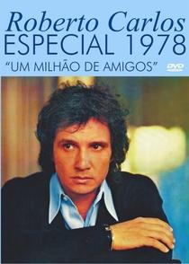 Roberto Carlos Especial de 1978 - Poster / Capa / Cartaz - Oficial 1
