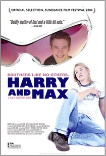 Harry + Max - Poster / Capa / Cartaz - Oficial 2