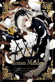 Rozen Maiden: Zurückspulen - Poster / Capa / Cartaz - Oficial 2