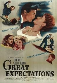 Grandes Esperanças - Poster / Capa / Cartaz - Oficial 2