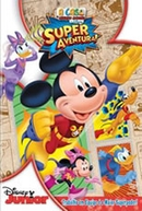 A Casa do Mickey Mouse - Super Aventura! (Mickey Mouse Clubhouse: Super Adventure)
