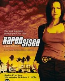 Karen Sisco - Poster / Capa / Cartaz - Oficial 1