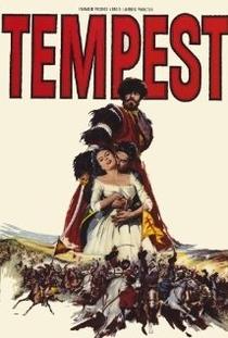 Tempestade - Poster / Capa / Cartaz - Oficial 1