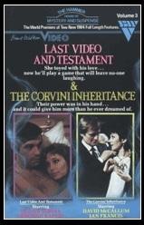 The Corvini Inheritance - Poster / Capa / Cartaz - Oficial 1