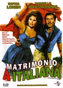 Matrimônio à italiana - Poster / Capa / Cartaz - Oficial 11