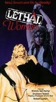 Lethal Woman - Poster / Capa / Cartaz - Oficial 1