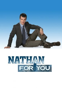 Nathan For You (3° Temporada) - Poster / Capa / Cartaz - Oficial 1