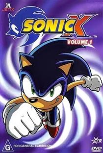 Sonic X (1ª Temporada) - Poster / Capa / Cartaz - Oficial 15