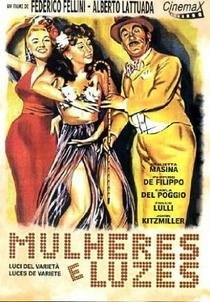 Mulheres e Luzes - Poster / Capa / Cartaz - Oficial 4