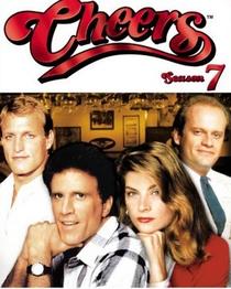 Cheers (7ª Temporada) - Poster / Capa / Cartaz - Oficial 1