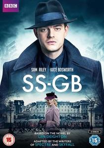 SS-GB - Poster / Capa / Cartaz - Oficial 1