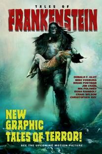 Tales of Frankenstein - Poster / Capa / Cartaz - Oficial 2