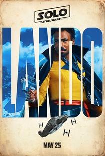 Han Solo: Uma História Star Wars - Poster / Capa / Cartaz - Oficial 6