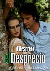 O Desprezo - Poster / Capa / Cartaz - Oficial 1