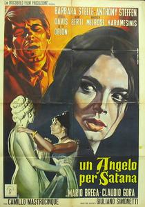 Um Anjo para Satã - Poster / Capa / Cartaz - Oficial 1