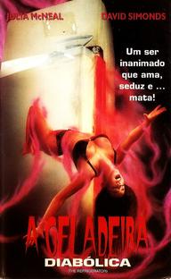 A Geladeira Diabólica - Poster / Capa / Cartaz - Oficial 3