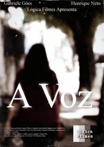A Voz - Poster / Capa / Cartaz - Oficial 1
