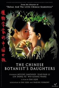 As Filhas do Botânico - Poster / Capa / Cartaz - Oficial 2