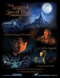 A Lenda da Passagem Secreta - Poster / Capa / Cartaz - Oficial 1