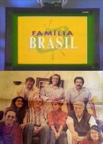 Família Brasil - Poster / Capa / Cartaz - Oficial 2