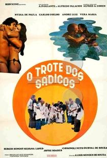 O Trote dos Sádicos - Poster / Capa / Cartaz - Oficial 1