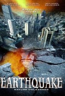 Terremoto: A Natureza Está Descontrolada - Poster / Capa / Cartaz - Oficial 3