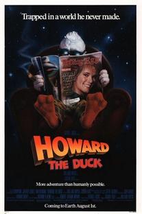 Howard - O Super-Herói - Poster / Capa / Cartaz - Oficial 2