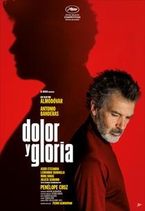 Dor e Glória - Poster / Capa / Cartaz - Oficial 1