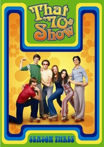 That '70s Show (3ª Temporada) - Poster / Capa / Cartaz - Oficial 1