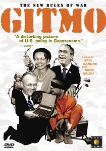 Gitmo: Guantánamo, as novas regras da guerra - Poster / Capa / Cartaz - Oficial 1