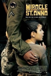 Milagre em St. Anna - Poster / Capa / Cartaz - Oficial 1