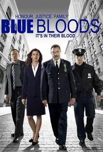 Blue Bloods - Sangue Azul (3ª Temporada) - Poster / Capa / Cartaz - Oficial 1