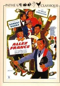 Allez France! - Poster / Capa / Cartaz - Oficial 1