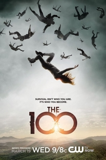 The 100 (1ª Temporada) - Poster / Capa / Cartaz - Oficial 1