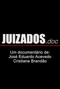 Juizados.doc - Um olhar sobre a violência de gênero e as práticas institucionais - Poster / Capa / Cartaz - Oficial 1